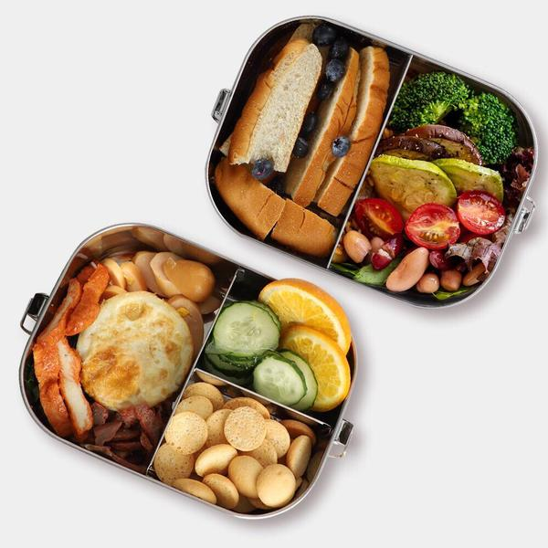 Lunch Box with Bento Box