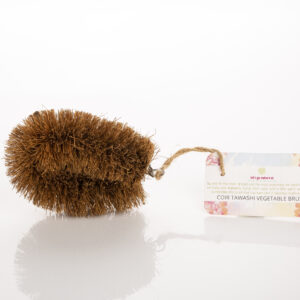 Tawashi Cleaning Brush for Fruits & Vegetables
