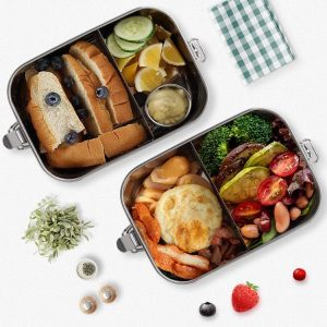Lunch Box Small with removable divider
